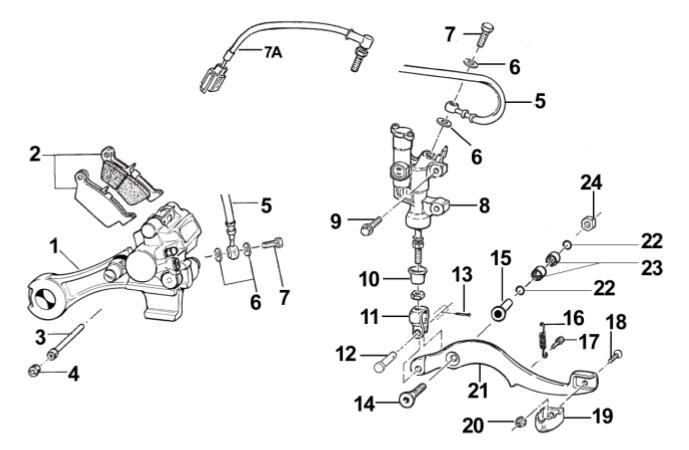 Rear Brake
