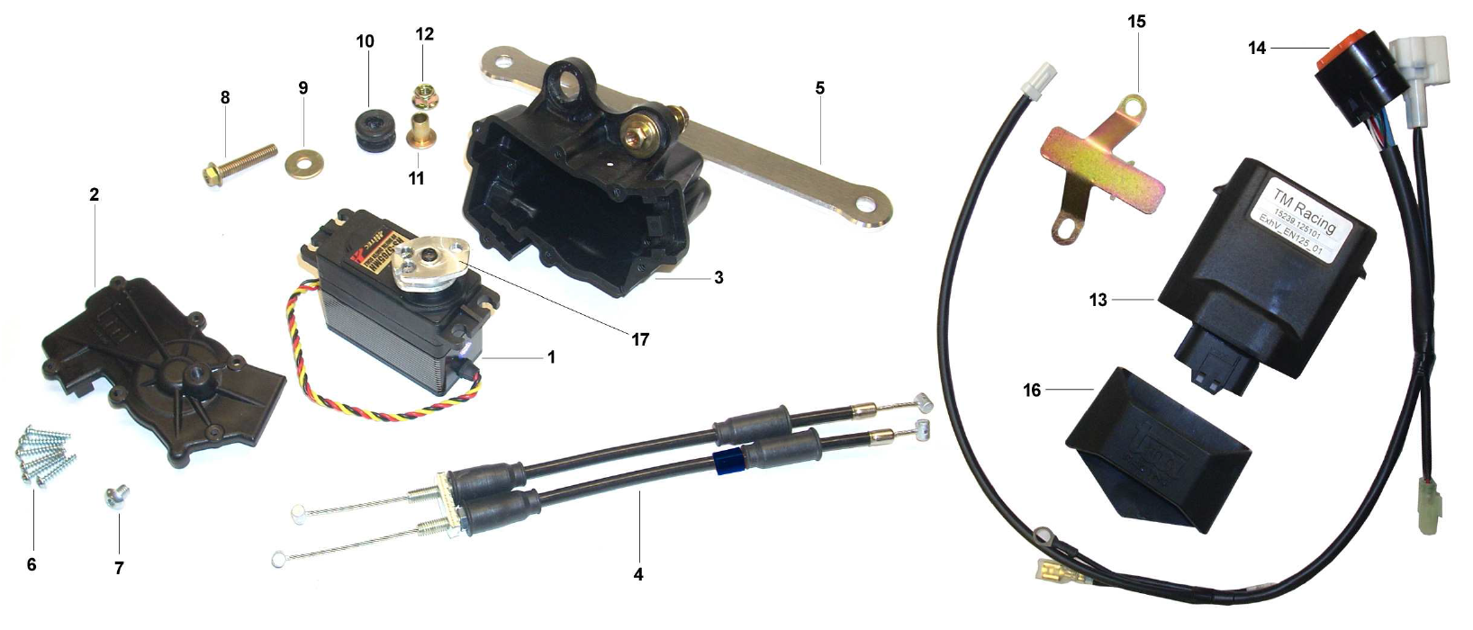 Valve Motor